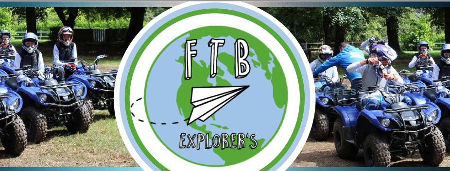 FTB Exporer's - GTR EXPLORER'S Kids & Teens