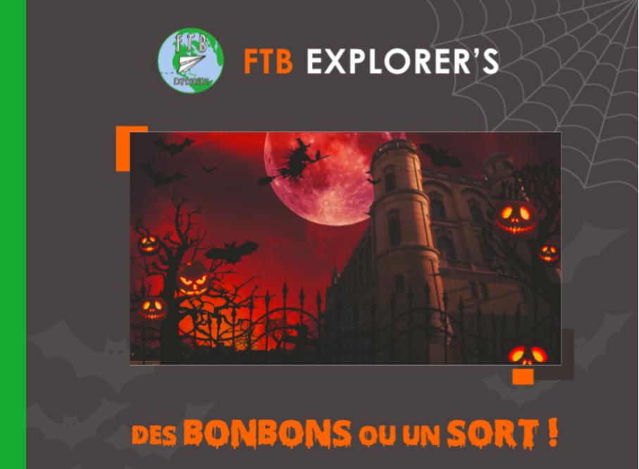 Halloween Days de FTB Explorer's