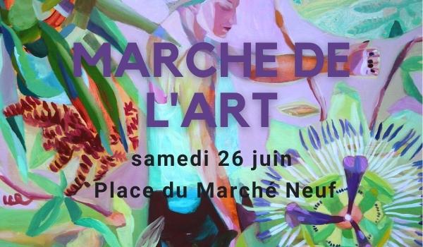 Marché de l'art de Saint-Germain-en-Laye