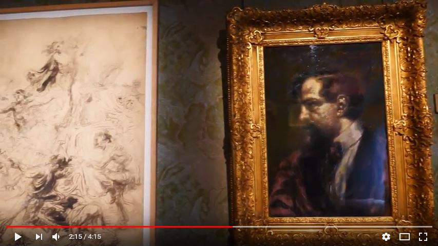 Exposition : Sous l'ombre des vagues - La vie de Debussy