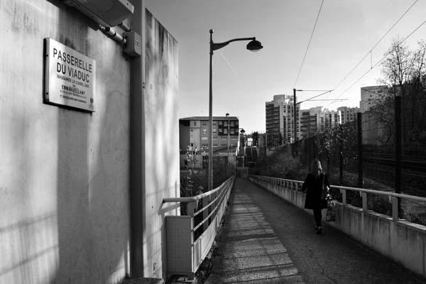 Rénovation de la passerelle du Viaduc